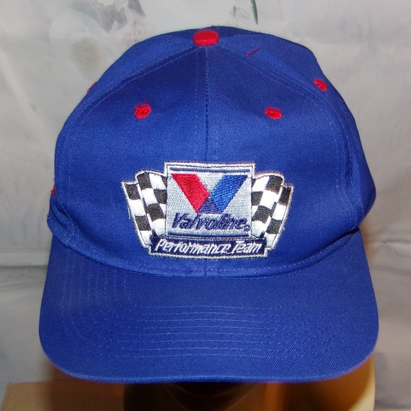 b66d6b186 Mark Martin Valvoline Hat NASCAR Performance Team